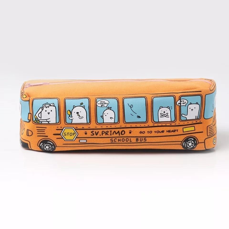 """Пенал """"Автобус"""" (в наличии желтый) - 6"""