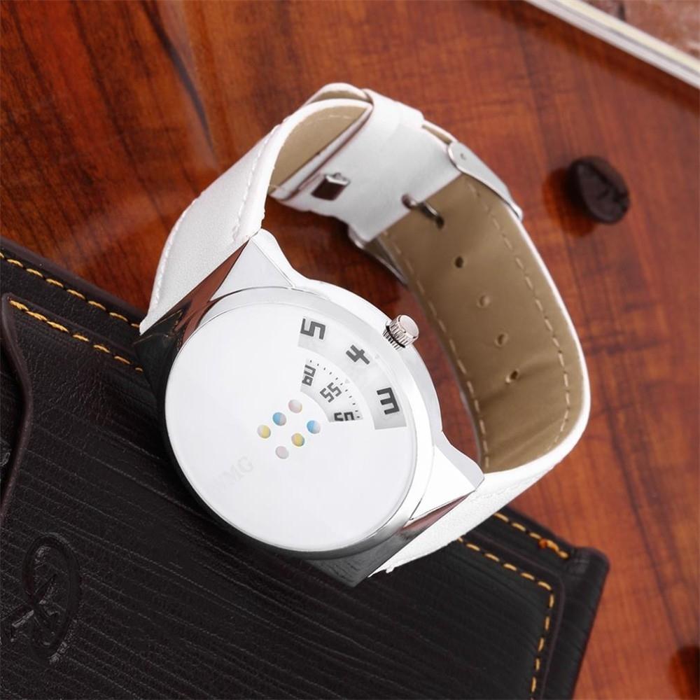Оригинальные наручные мужские часы WoMaGe (в наличии черные) - 2