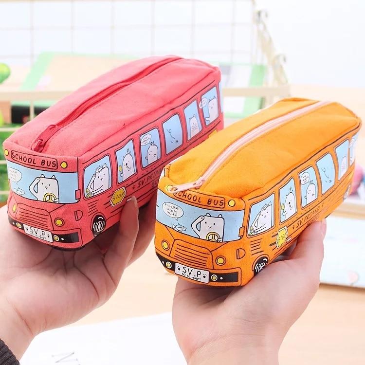 """Пенал """"Автобус"""" (в наличии желтый) - 7"""
