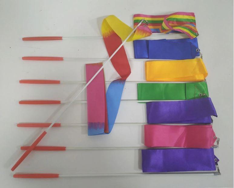 Лента для художественной гимнастики 4м - 6