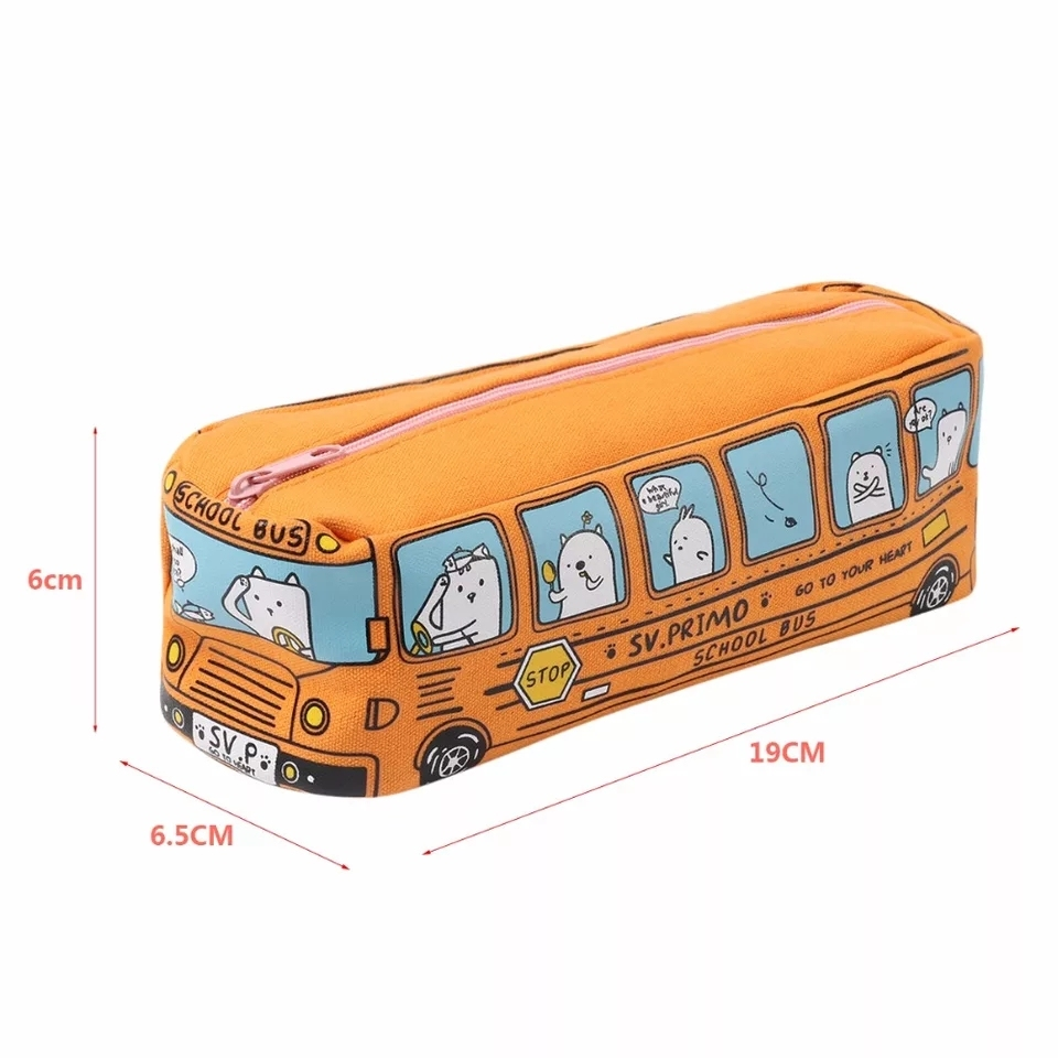 """Пенал """"Автобус"""" (в наличии желтый) - 2"""