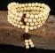 Браслет-четки из дерева венге с эффектом омбре - 5
