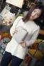 Плетеная женская сумка-почтальон с металлическим оттенком - 8