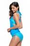 Спортивный купальник-тройка: набор бикини + майка - 11