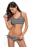 Спортивный купальник-тройка: набор бикини + майка - 8